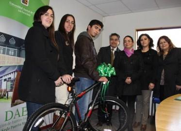 Ganador-Bicicleta